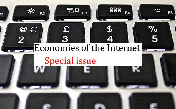 Economies of the Internet